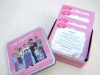 קופסת ברכות חגיגית לסבתא, כוללת איור אישי